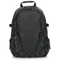 laukut Reput Superdry HARBOUR TARP BACKPACK Musta