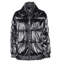 vaatteet Naiset Toppatakki Emporio Armani 6H2B97 Black