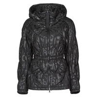 vaatteet Naiset Toppatakki Emporio Armani 6H2B94 Black