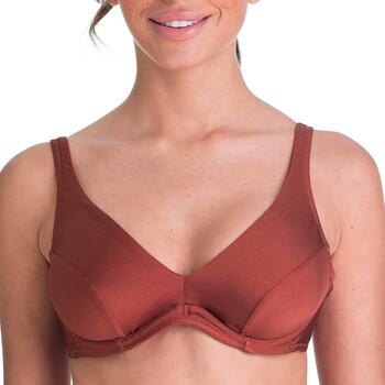 vaatteet Naiset Bikinit Deidad HAUT 14423B/420 Ruskea