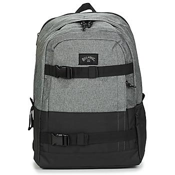 laukut Reput Billabong COMMAND SKATE Grey / Black
