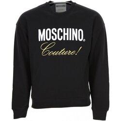 vaatteet Miehet Svetari Moschino ZA1719 Musta