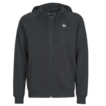 vaatteet Miehet Svetari Under Armour UA RIVAL FLEECE FZ Black