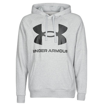 vaatteet Miehet Svetari Under Armour UA RIVAL FLEECE BIG LOGO HD Grey / Clair