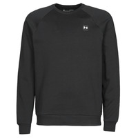 vaatteet Miehet Svetari Under Armour UA RIVAL FLEECE CREW Black