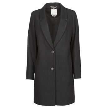 vaatteet Naiset Paksu takki Esprit LL* BASICBLZRCT Musta