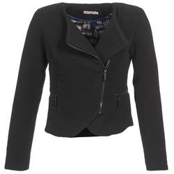 vaatteet Naiset Takit / Bleiserit Little Marcel VIALI Black