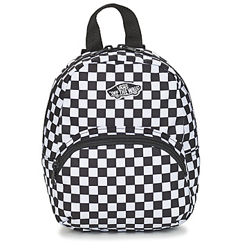 laukut Reput Vans GOT THIS MINI BACKPACK Black / White