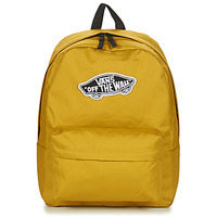 laukut Reput Vans REALM BACKPACK Yellow