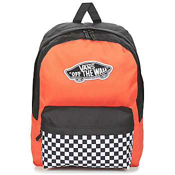 laukut Naiset Reput Vans REALM BACKPACK Orange