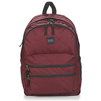 laukut Reput Vans SCHOOLIN IT BACKPACK Viininpunainen