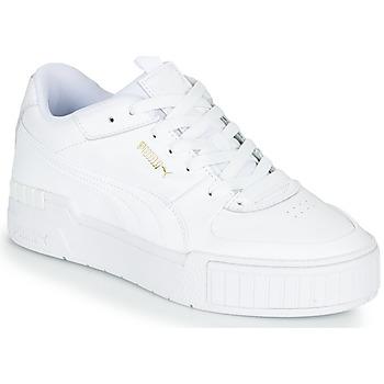 kengät Naiset Matalavartiset tennarit Puma CALI SPORT White