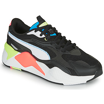 kengät Matalavartiset tennarit Puma RS-X3 Black / White / Corail
