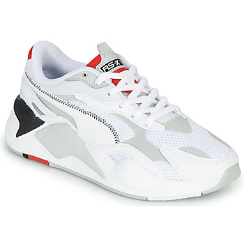 kengät Matalavartiset tennarit Puma RS-X3 White / Red