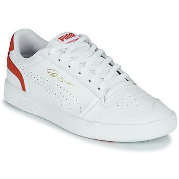 kengät Matalavartiset tennarit Puma RALPH SAMPSON LO White / Red
