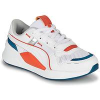 kengät Lapset Matalavartiset tennarit Puma RS-2.0 TOPS PS Valkoinen / Sininen / Punainen