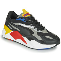 kengät Matalavartiset tennarit Puma RS-X3 Black / Red / Yellow