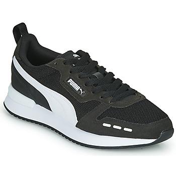 kengät Miehet Matalavartiset tennarit Puma R78 Musta