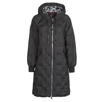 vaatteet Naiset Toppatakki Replay W7610 Musta