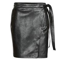 vaatteet Naiset Hame Replay W9829 Black