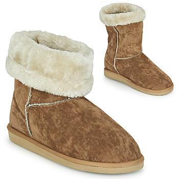 kengät Naiset Tossut Cool shoe SIERRA WOMEN Ruskea