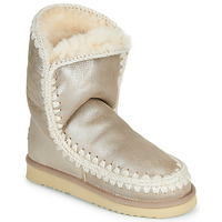 kengät Naiset Bootsit Mou ESKIMO 24 Kulta