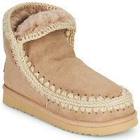 kengät Naiset Bootsit Mou ESKIMO 18 Beige