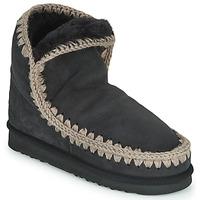 kengät Naiset Bootsit Mou ESKIMO 18 Black