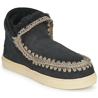 kengät Naiset Bootsit Mou ESKIMO SNEAKER Black
