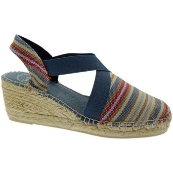 kengät Naiset Espadrillot Toni Pons TOPTARBEStex blu