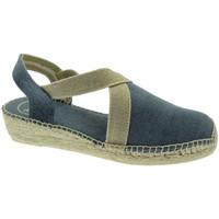 kengät Naiset Espadrillot Toni Pons TOPVERDIVmar blu