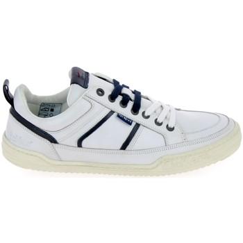 kengät Matalavartiset tennarit Kickers Jazz Blanc Valkoinen