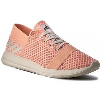 kengät Naiset Juoksukengät / Trail-kengät adidas Originals Refine 3 Oranssin väriset