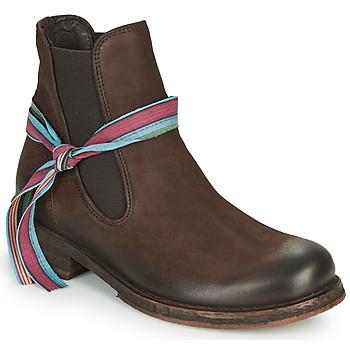 kengät Naiset Bootsit Felmini COOPER Ruskea