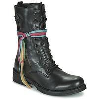 kengät Naiset Bootsit Felmini COOPER Musta