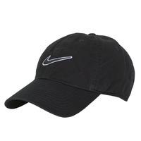 Asusteet / tarvikkeet Lippalakit Nike U NK H86 CAP ESSENTIAL SWSH Black
