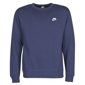 vaatteet Miehet Svetari Nike M NSW CLUB CRW BB Blue