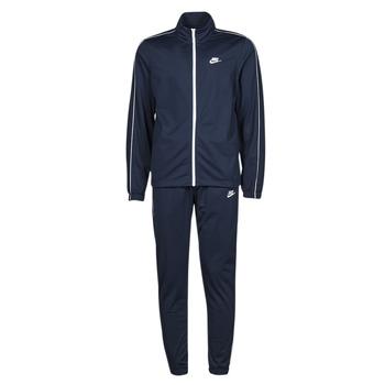 vaatteet Miehet Verryttelypuvut Nike M NSW SCE TRK SUIT PK BASIC Sininen