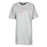 vaatteet Naiset Lyhyt mekko Nike W NSW DRESS FT M2Z Grey