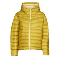 vaatteet Naiset Toppatakki Nike W NSW WR LT WT DWN JKT Kaki