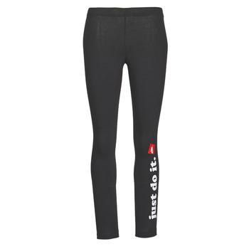 vaatteet Naiset Legginsit Nike W NSW LGGNG CLUB Black
