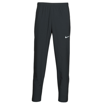 vaatteet Miehet Verryttelyhousut Nike M NK RUN STRIPE WOVEN PANT Black