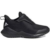 kengät Lapset Juoksukengät / Trail-kengät adidas Originals Fortarun AC K Mustat