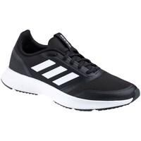 kengät Miehet Juoksukengät / Trail-kengät adidas Originals Nova Flow Valkoiset,Mustat