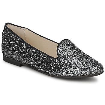 kengät Naiset Mokkasiinit KMB SILVA Glitter / Harmaa
