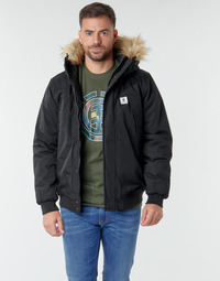 vaatteet Miehet Pusakka Element DULCEY EXPLORER Musta