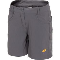 vaatteet Naiset Shortsit / Bermuda-shortsit 4F Women's Functional Shorts Grise