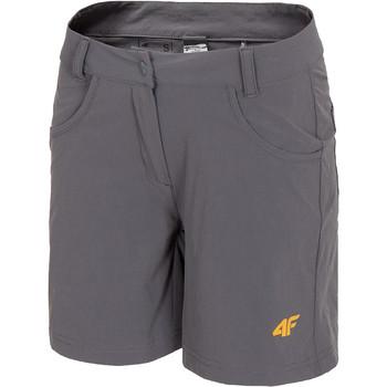vaatteet Naiset Shortsit / Bermuda-shortsit 4F Women's Functional Shorts H4L20-SKDF060-23S