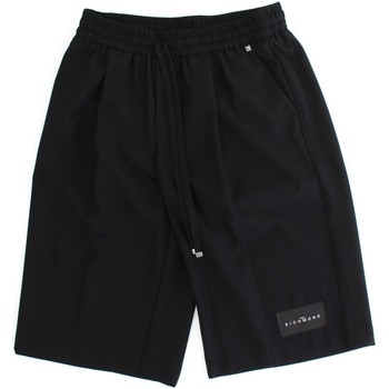vaatteet Pojat Shortsit / Bermuda-shortsit Richmond Kids RBP20009BE Black