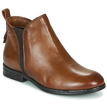 kengät Naiset Bootsit Dream in Green LIMIDISE Kamelinruskea
